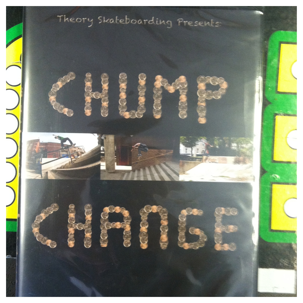 "bf65c10c25 Just Got In Theory Skate Shop s New Video ""Chump Change"". Tons Of Vu Love  Up In it"