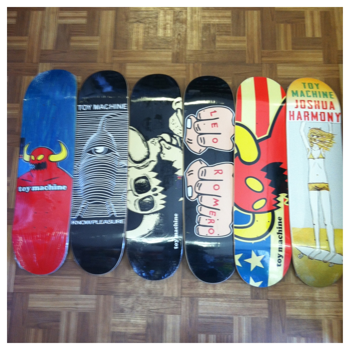 All New Boards From TOY MACHINE Just Came In vú skateboard shop