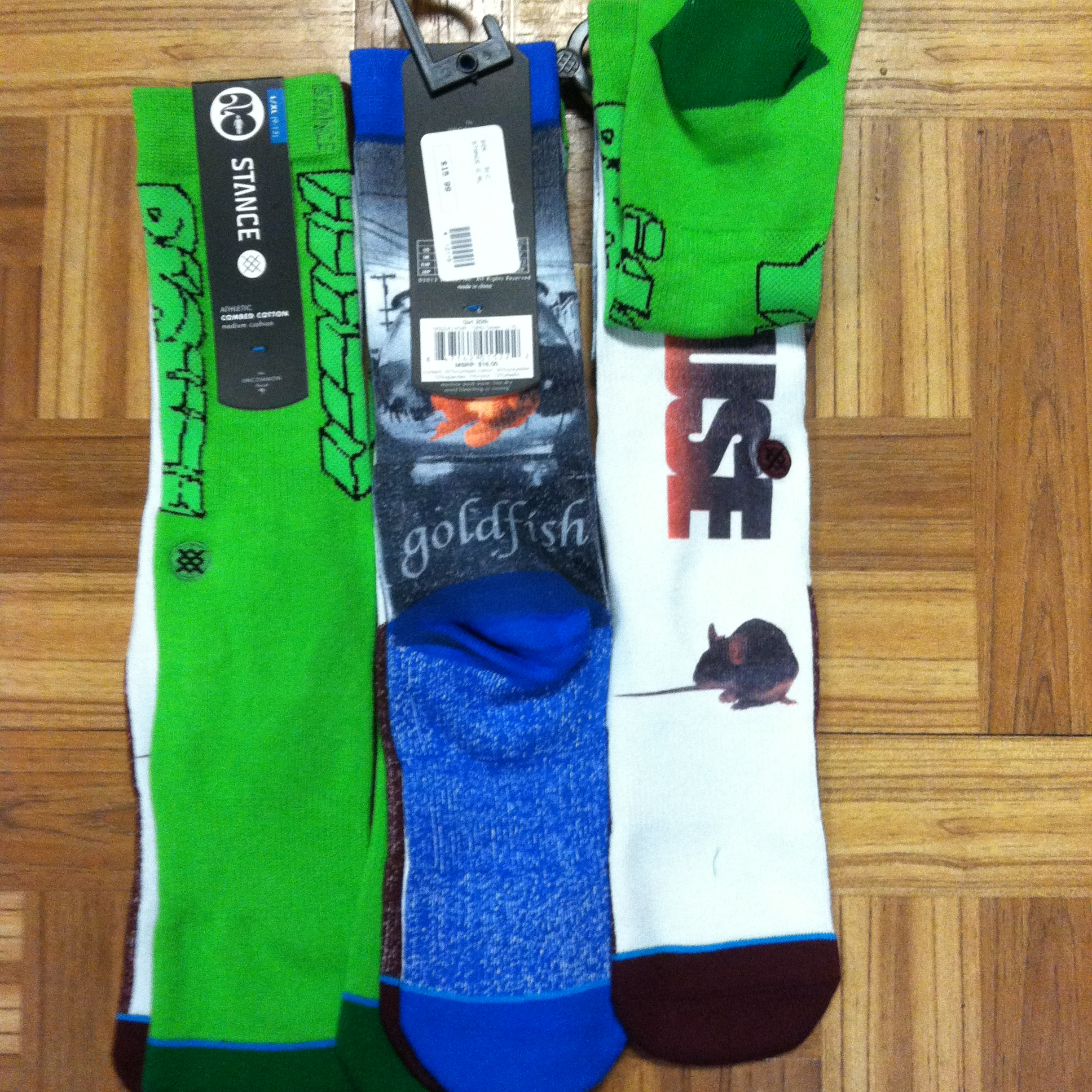 New Limited Edition Stance Girl SkateBoards Socks From All