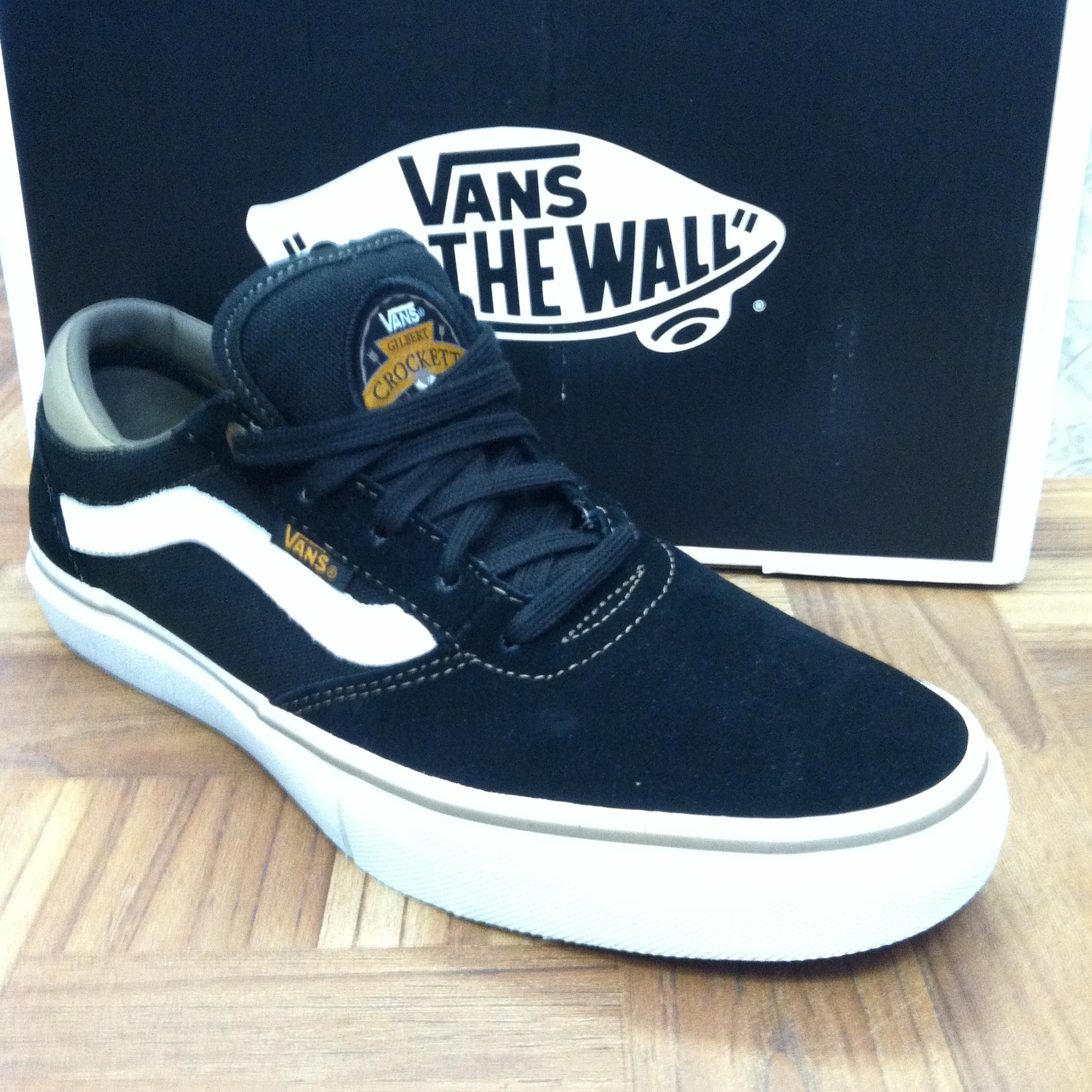 25183fd2f4 We Just Got In The New Vans Gilbert Crockett Available At Our Harford Rd  Store