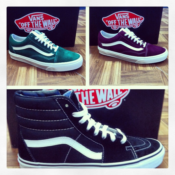 new vans that just came out