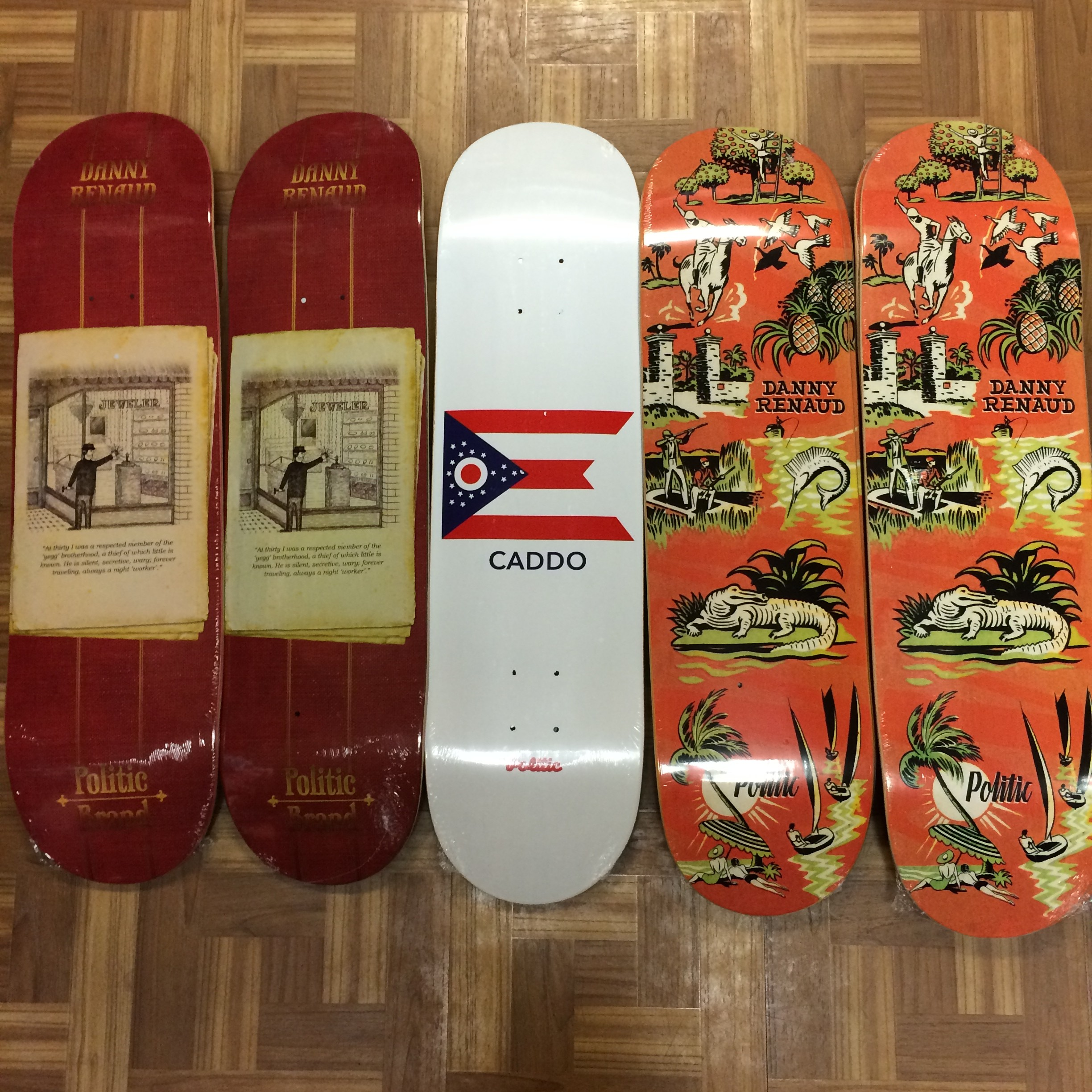 All New Decks From Politic   Scumco   sons Just Came In. Tons Of sizes  available. b7b66c666cc