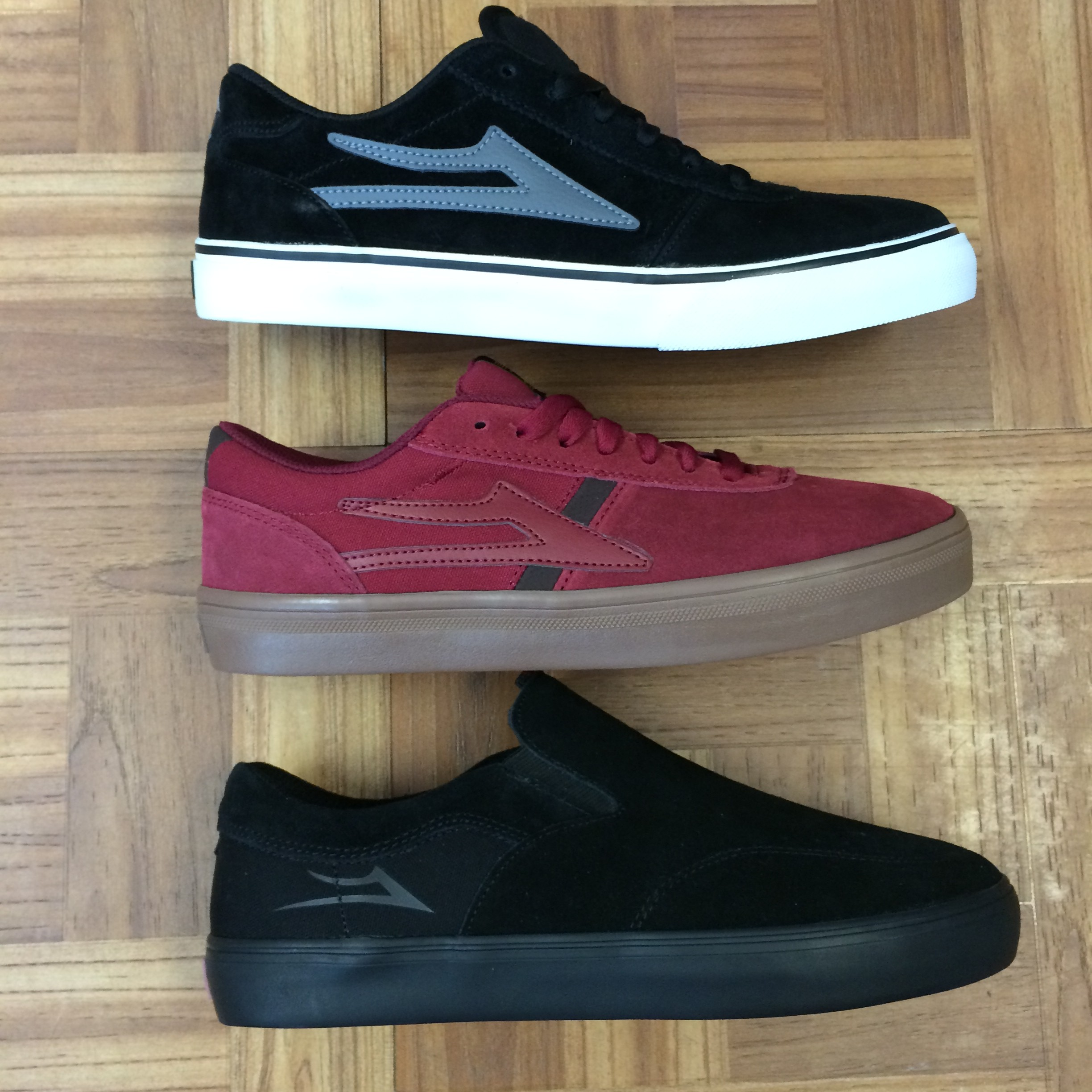 70d70d58849be2 New Shoes From Lakai