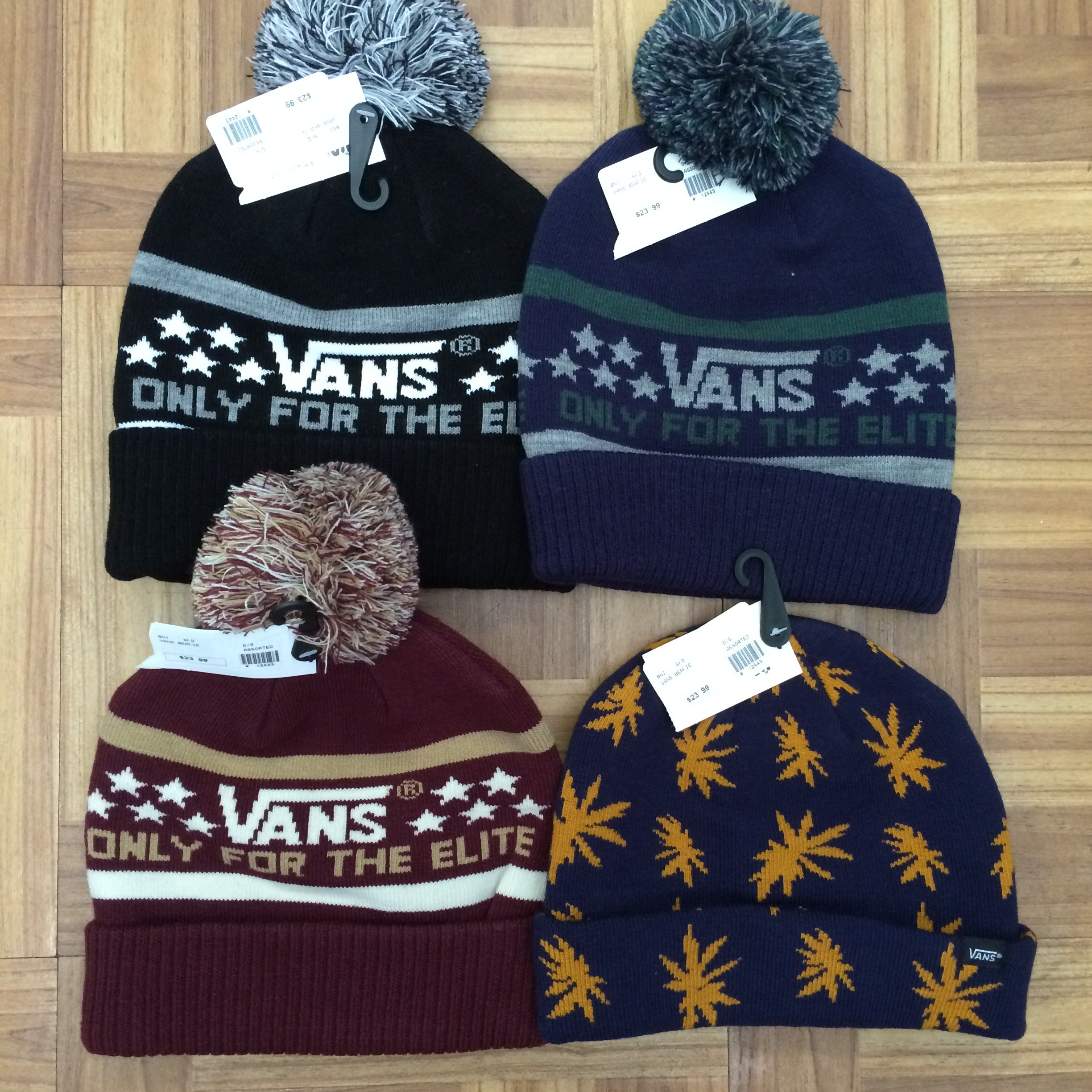 f7fb4907300d New From Vans Apparel Are Beanies, Tee's, Hoodies, Long Sleeves, & Crew  Necks. Available NOW At Our Harofrd Rd Location