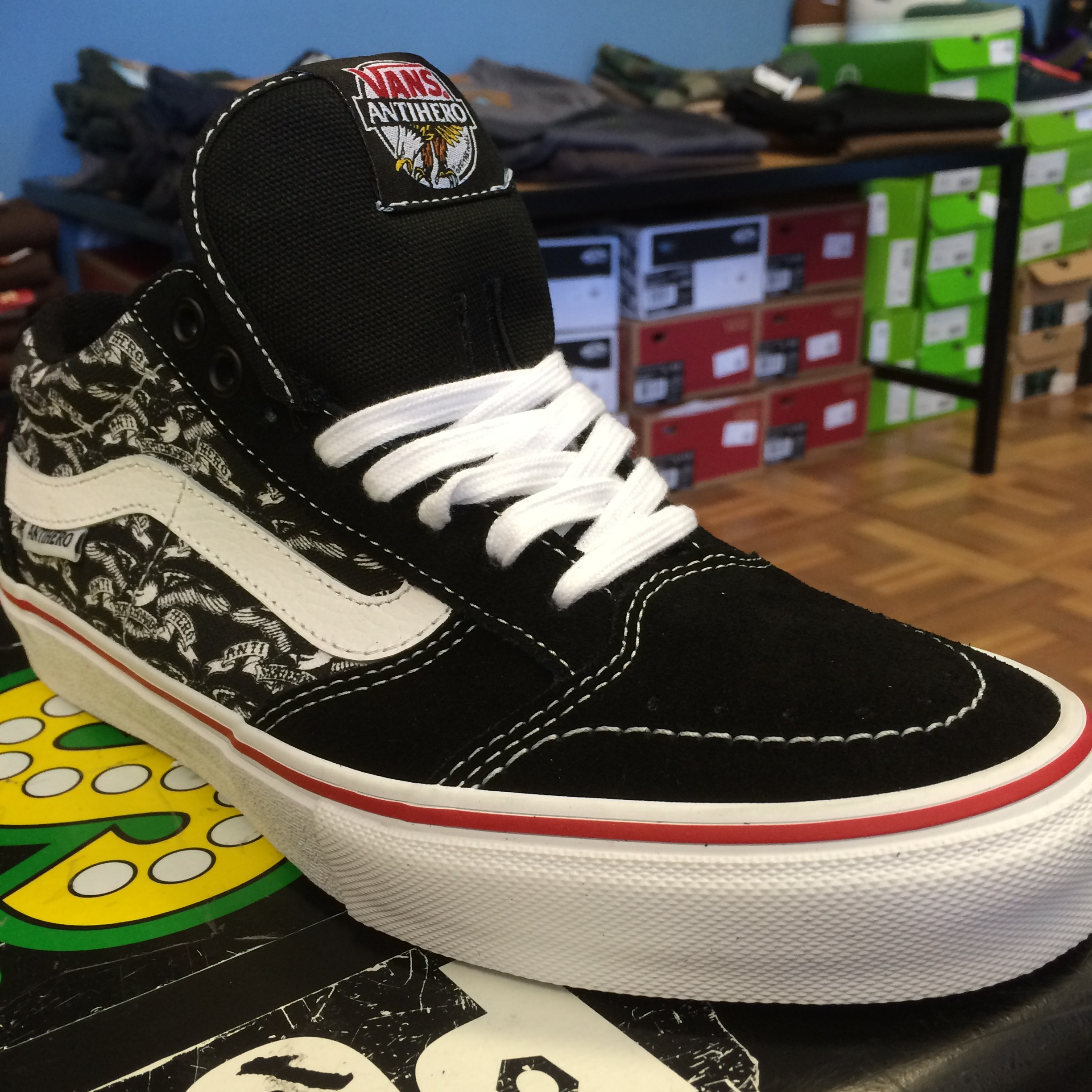 0fa43748e70cc7 New Shoes From Adidas   Vans Just Came In. Addias Busentiz Pro In ...