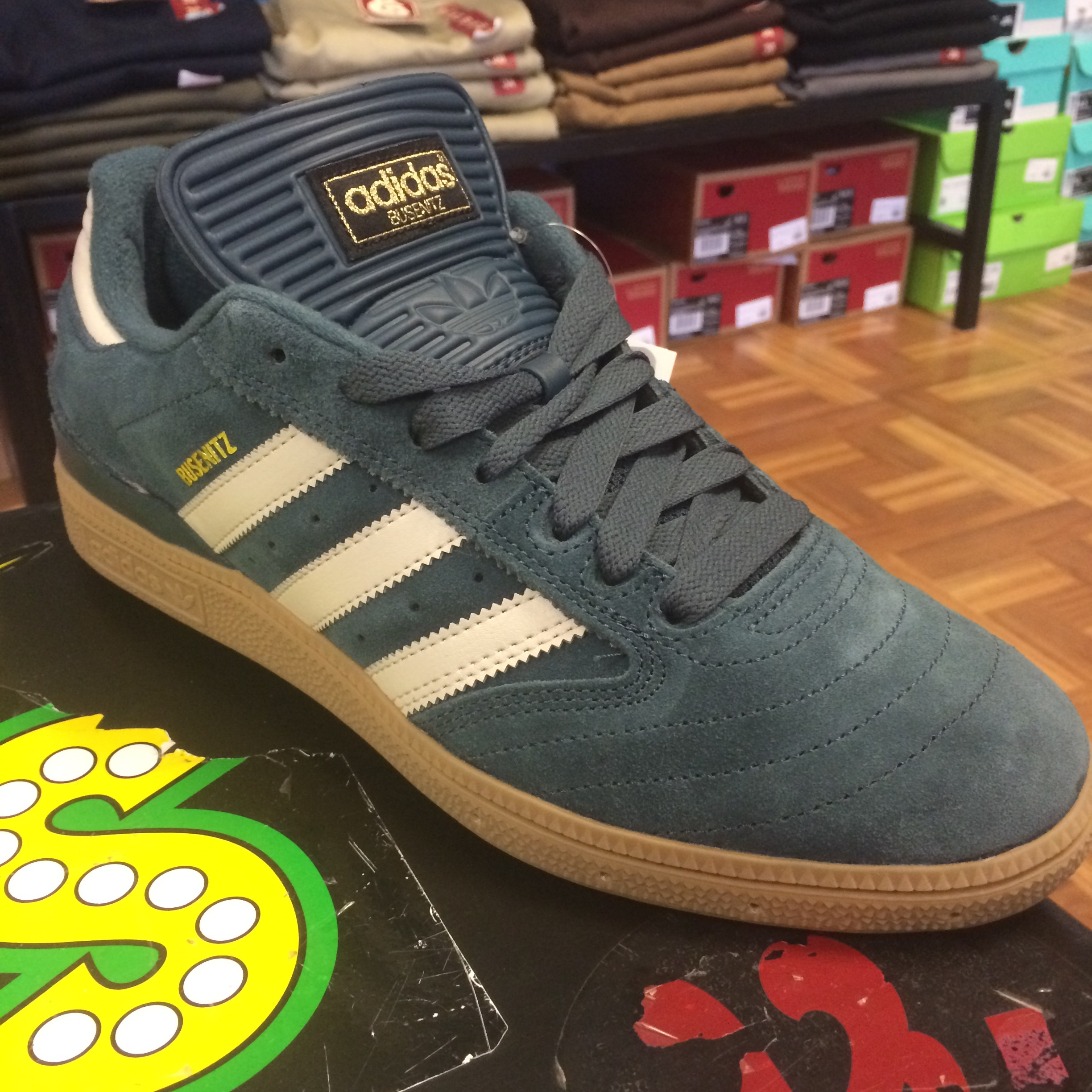 9120e2ac6a2 New At Our Parkville Location From Adidas Skateboarding Is The Mark Suciu  ADV   New Color Way Of The Dennis Busenitz Pro