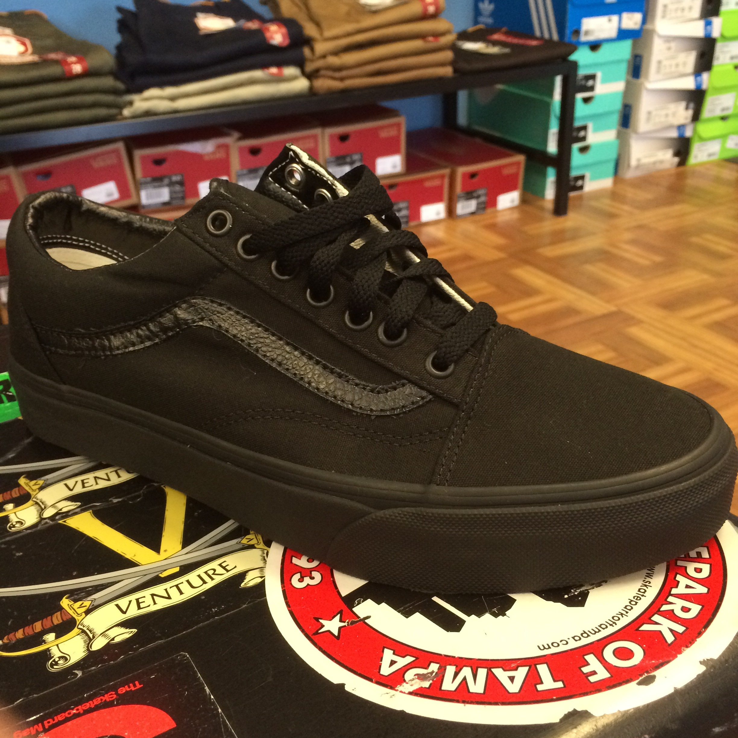 4571c27af089 New Shoes From Vans All Black Old Skool   New Balance Numeric Logan 636  Just Came In At Our Parkville Location.