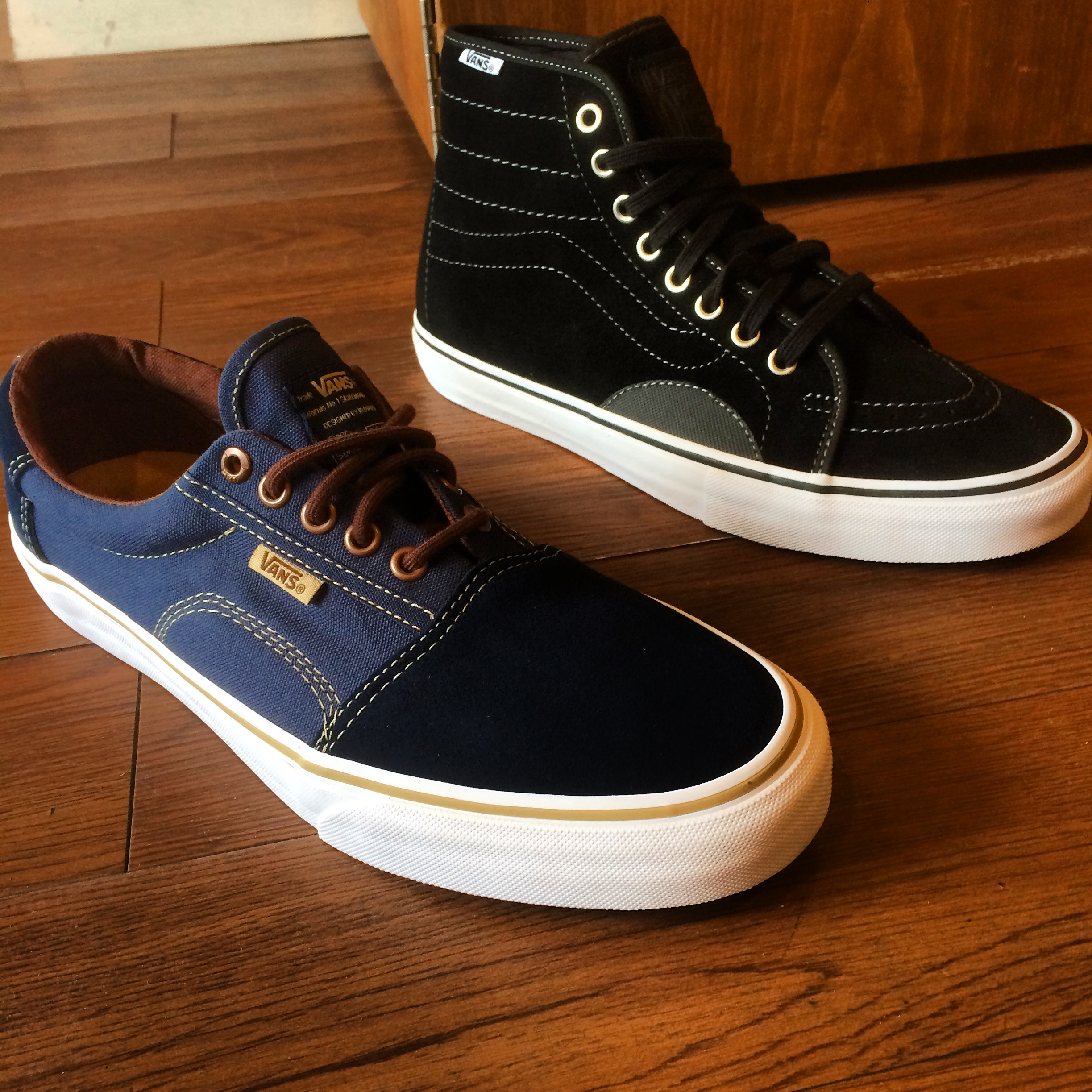89effab63752cc Tons Of New Shoes From Vans