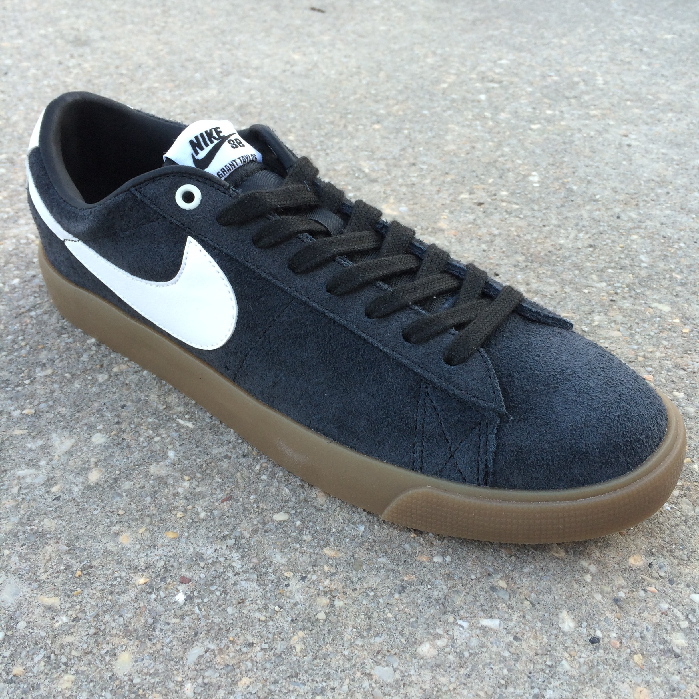 save off f77ed eabde New Color Way In The Nike SB Grant Taylor Blazer Low ...