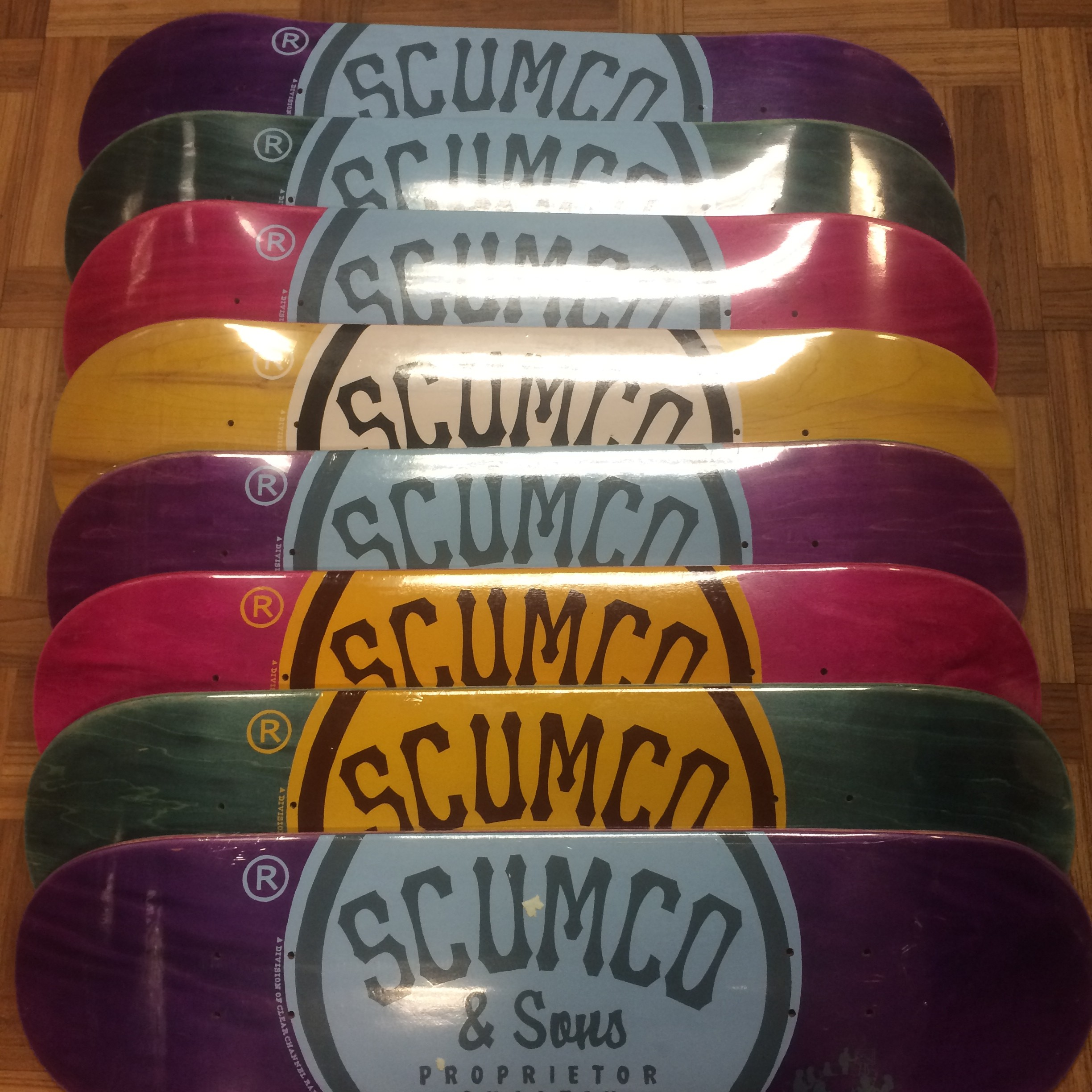 New Decks From Scumco   Qusai Just Came In. Also New Quasi Long Sleeve Tee  Shirts c61138d92c4