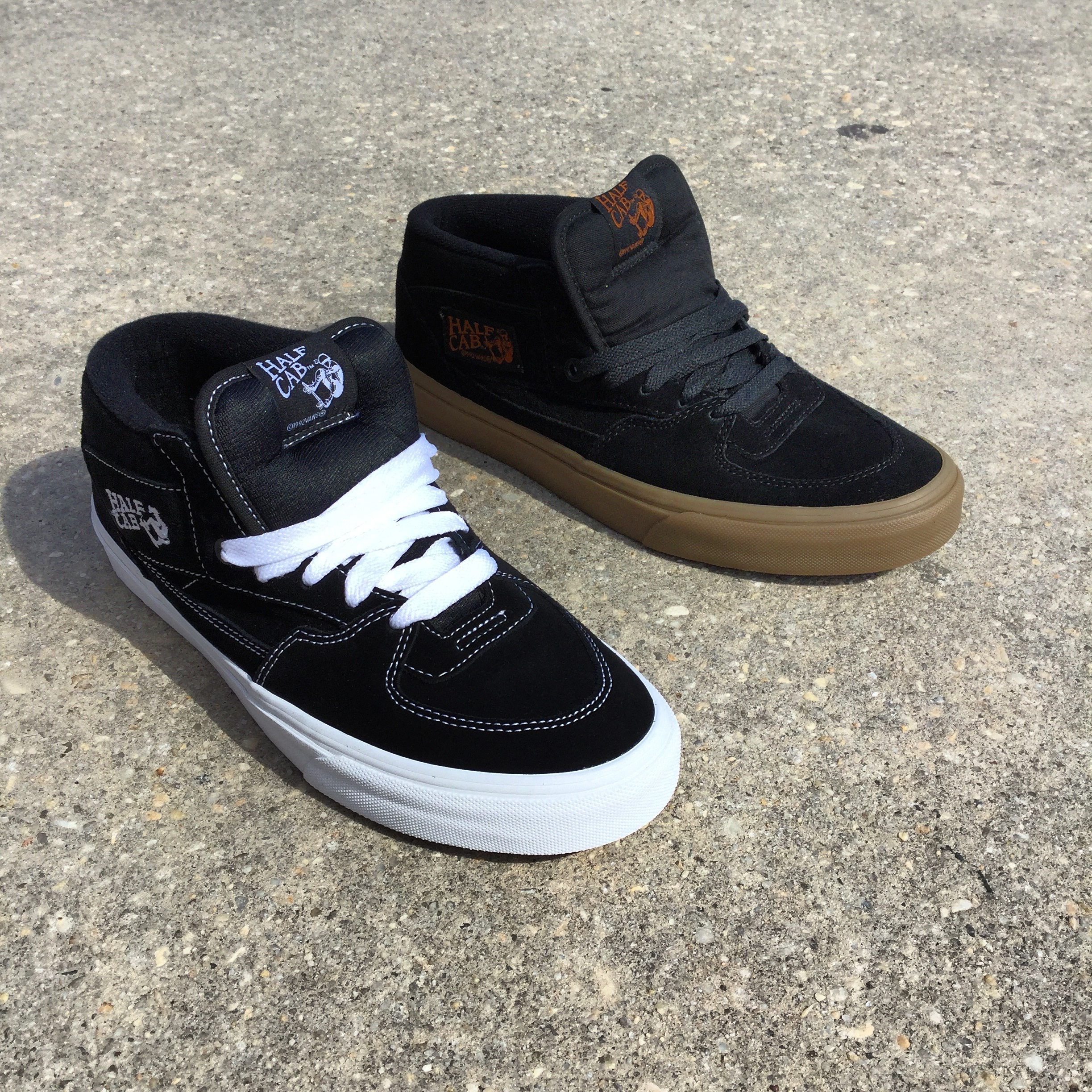 89a439031dd863 New Classic Color Way s In The Vans Half Cab Just Came In At Our Parkville  Location.