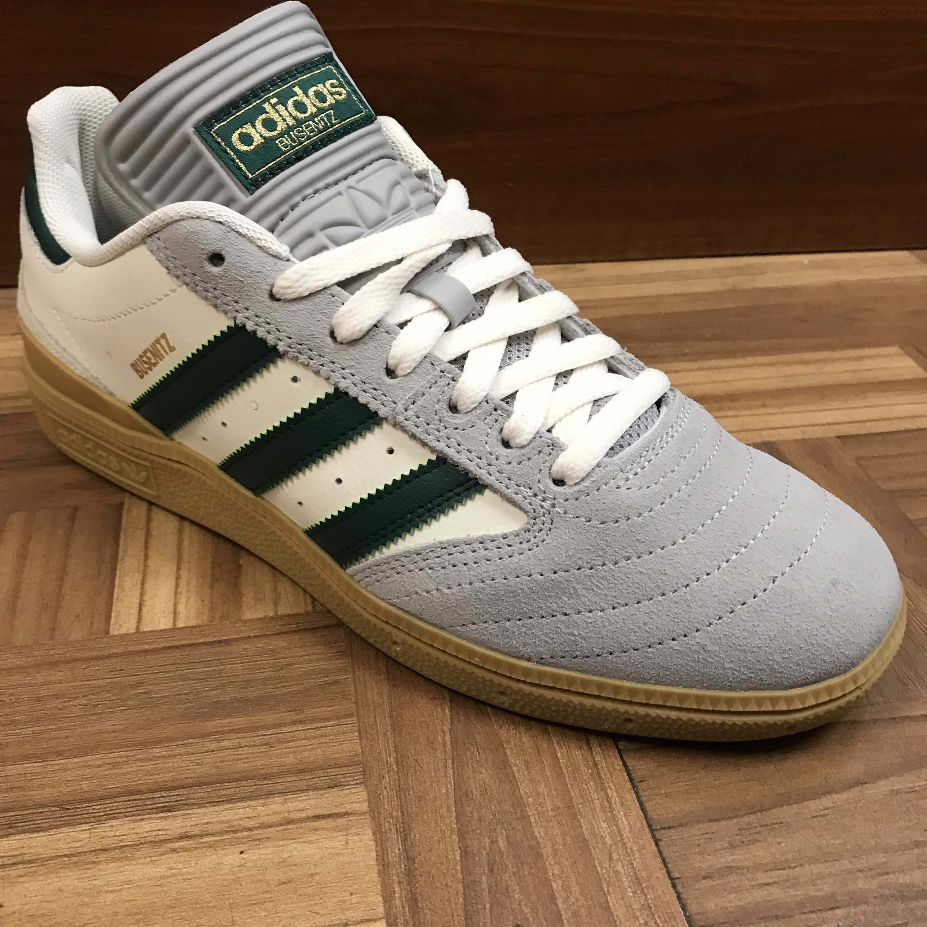 New Adidas Just Came In At Both Shop Locations… Busenitz Pro In Grey ... c073b6052