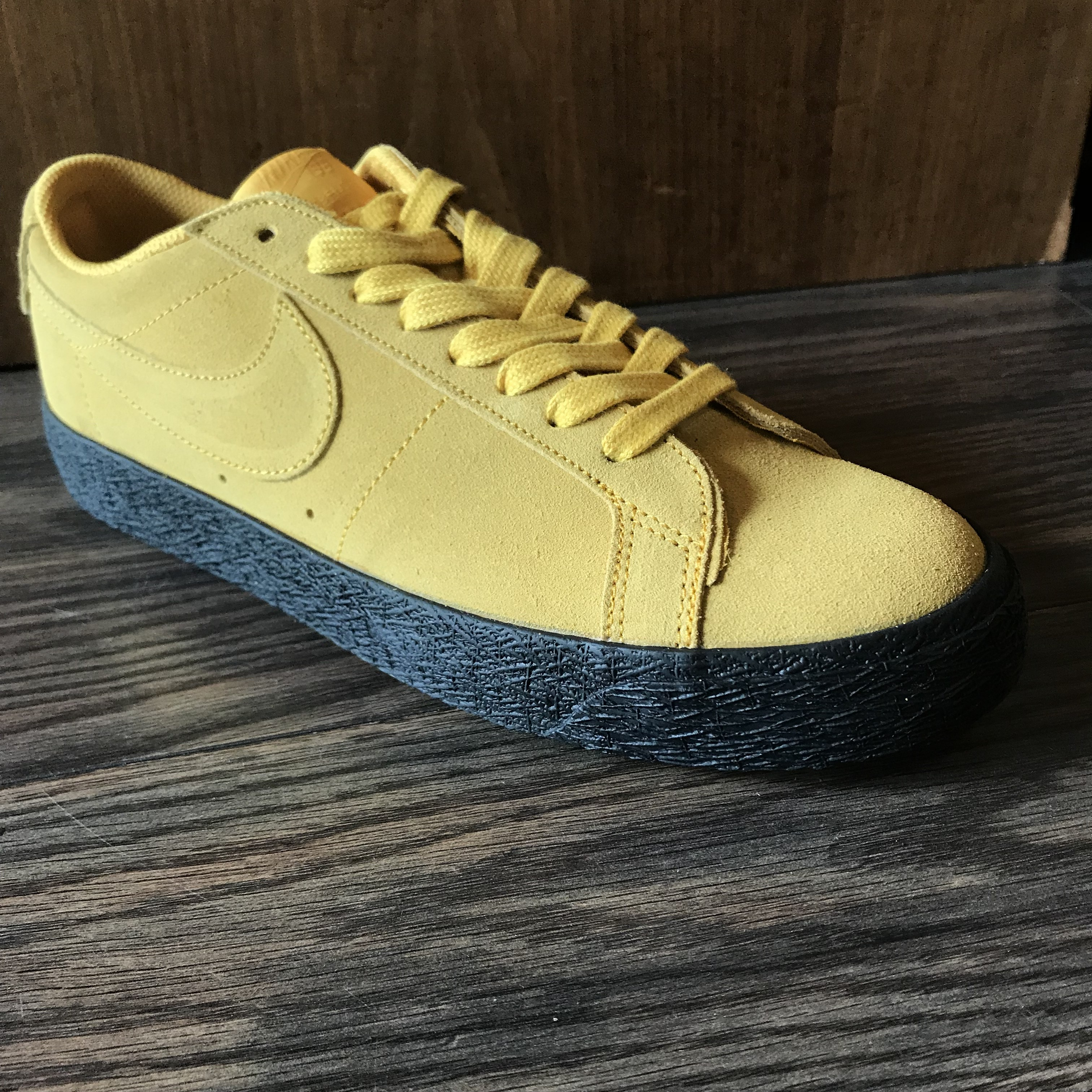 finest selection 534a7 81cdb New Shoes From Nike SB Just Came In At Hampden… Blazer Low S